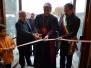 Inaugurazione Centro di comunità Mons. Ottorino Pietro Alberti, ad Avendita (Cascia), marzo 2018