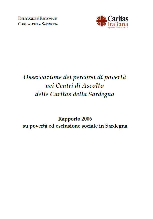 Copertina Rapporto 2006