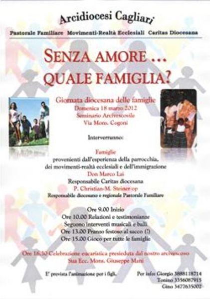 Giornata diocesana della famiglia 2012