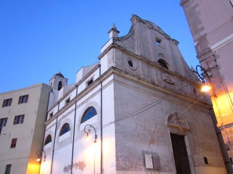 Basilica di Santa Croce di Cagliari