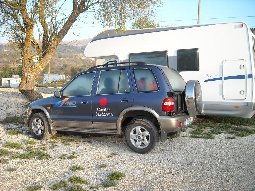 Auto Caritas Sardegna