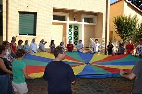Caritas turritana in Romania