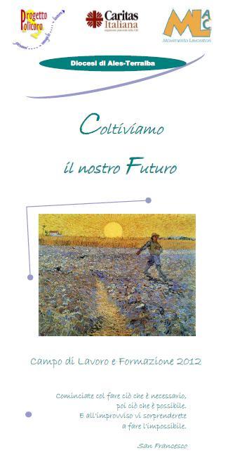 Coltiviamo il nostro  futuro_brochure