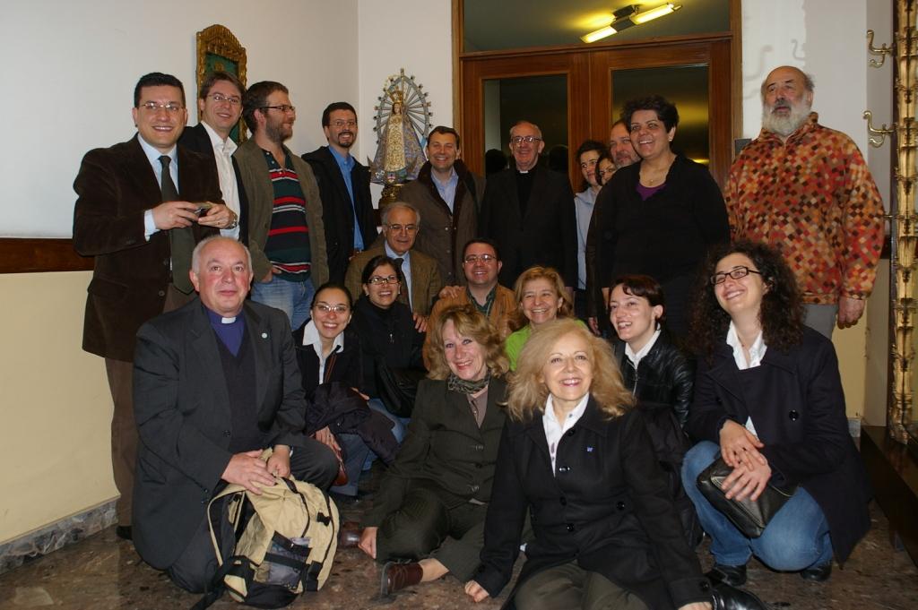 Delegazione Caritas Bergoglio
