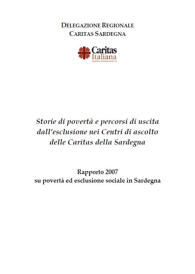 Copertina Rapporto 2007