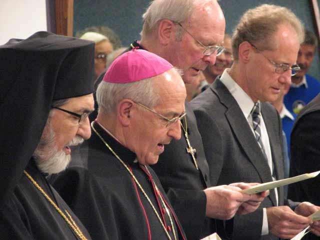 Dialogo ecumenico