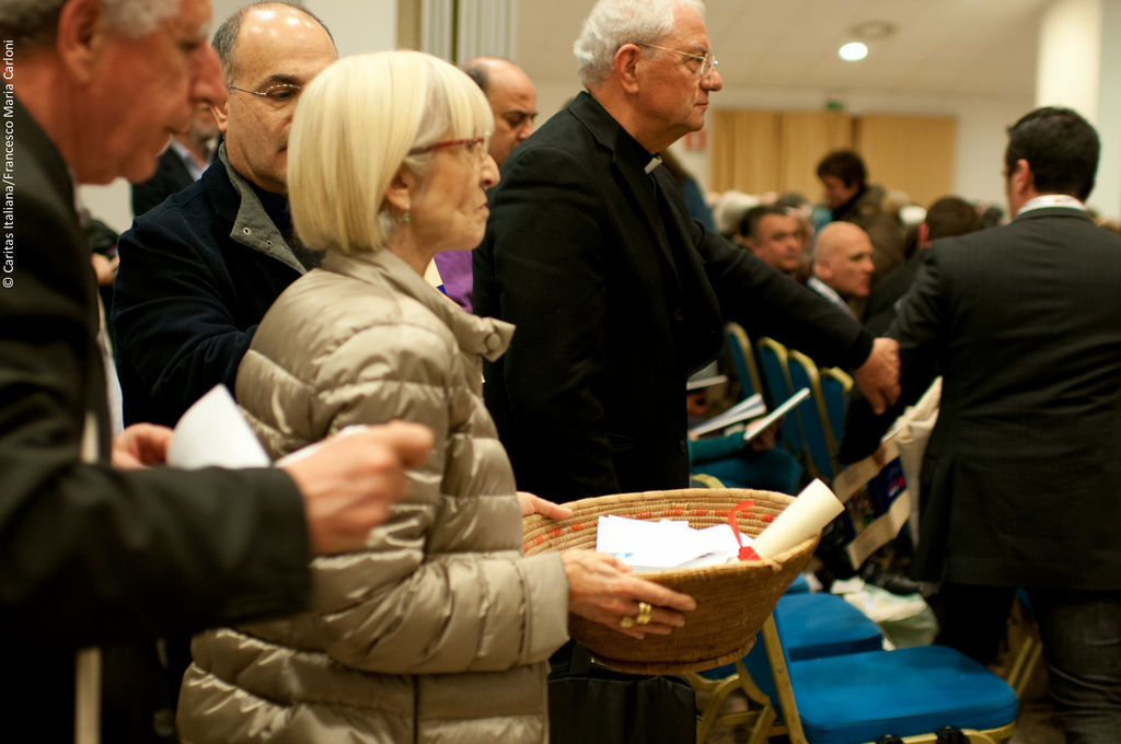 i doni delle Caritas diocesane