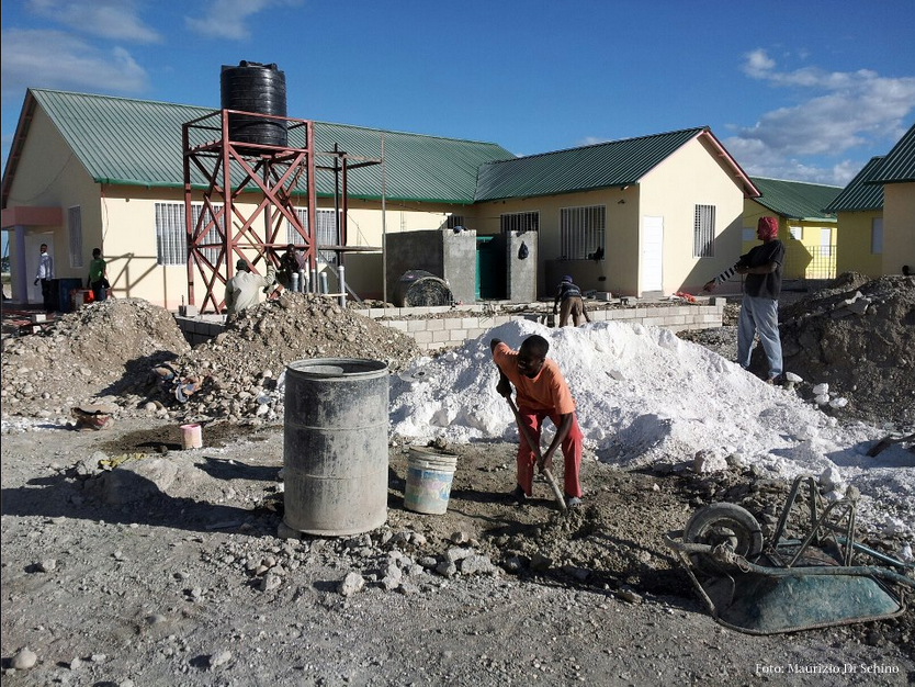 Haiti 7 gennaio 2013