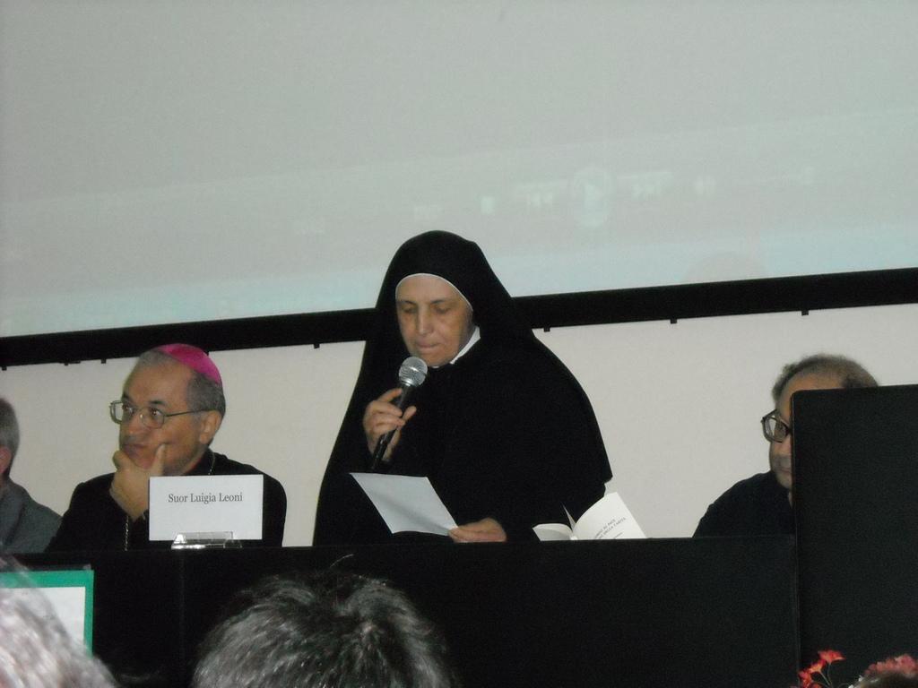 Olbia, 17 ottobre 2009. Convegno