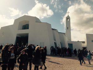 nuova chiesa tempio 2